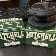 MITCHELL SPARE SPOOLS 306, 307A, 406, 407