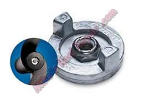 """Sacrificial Anode Replacement MKP-30, for 3-1/4 and 3-5/8"""" motor"""