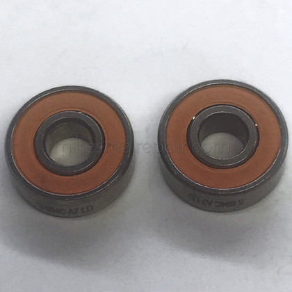 Abu ABEC 7 Ceramic Bearing Upgrade 4x10x4mm. Set of 2 - Shields on