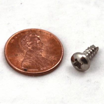2332103 SCREW-6-20 X 3/8 THD*(SS)