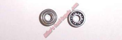 Abu 2500C, 2600C S/S ABEC 7 Bearing Upgrade 5x11x4mm, 2PC