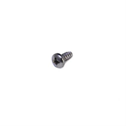 "Cannon 2373450 SCREW-#8-18 X 3/8"" THRD.CUT SS"