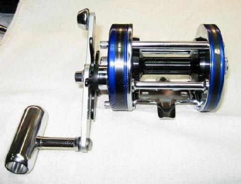 Abu 7000 CT Blue - Custom