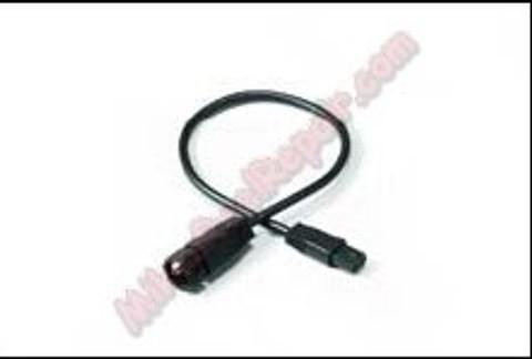 Humminbird AD 926 Transducer Adapter, 7 pin to 2 pin 760020-1 -- CURRENTLY FACTORY B/O