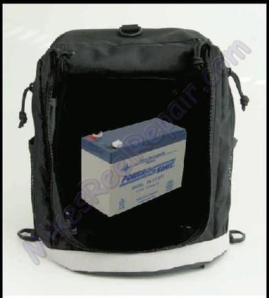 Humminbird PTC U Portable Soft Case w/battery 406900-1