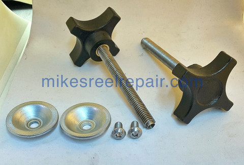MINN KOTA CLAMP SCREW KIT - STAINLESS STEEL