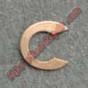 5168 SPOOL PINION -C- LOCK 55/6500C