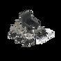 Humminbird MHX XNTF Transom Mount Hardware