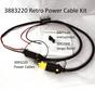Cannon 3883220 RETRO POWER CABLE KIT