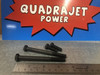 Quadrajet hold down bolts, longer for thick gasket