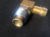 "Fuel inlet hose fitting. 90 degree 3/8"" hose.  New"