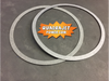 Air Cleaner gasket (Pair), New