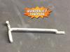 Secondary throttle rod, used