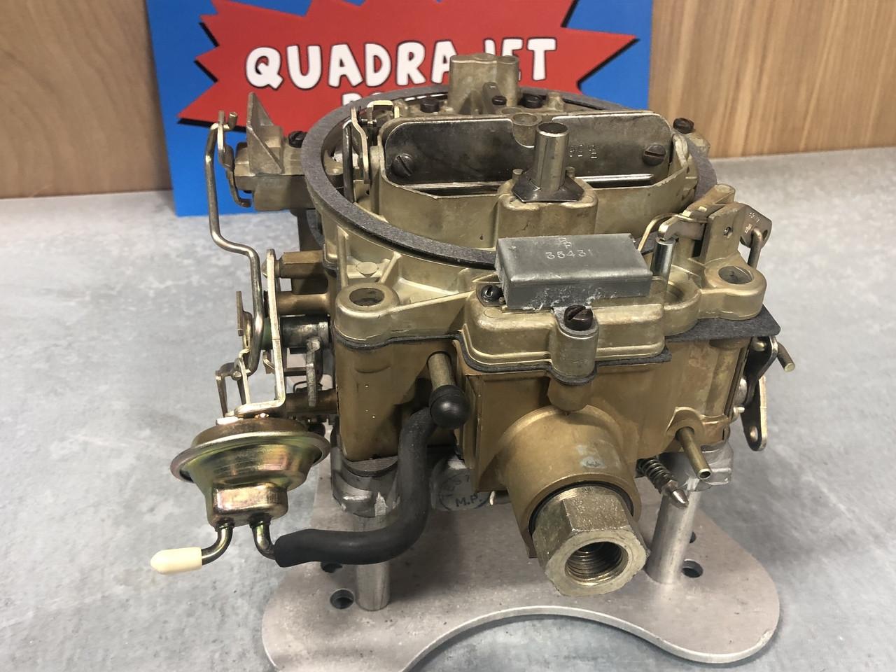 1968 Pontiac  Quadrajet  7028262 NOS
