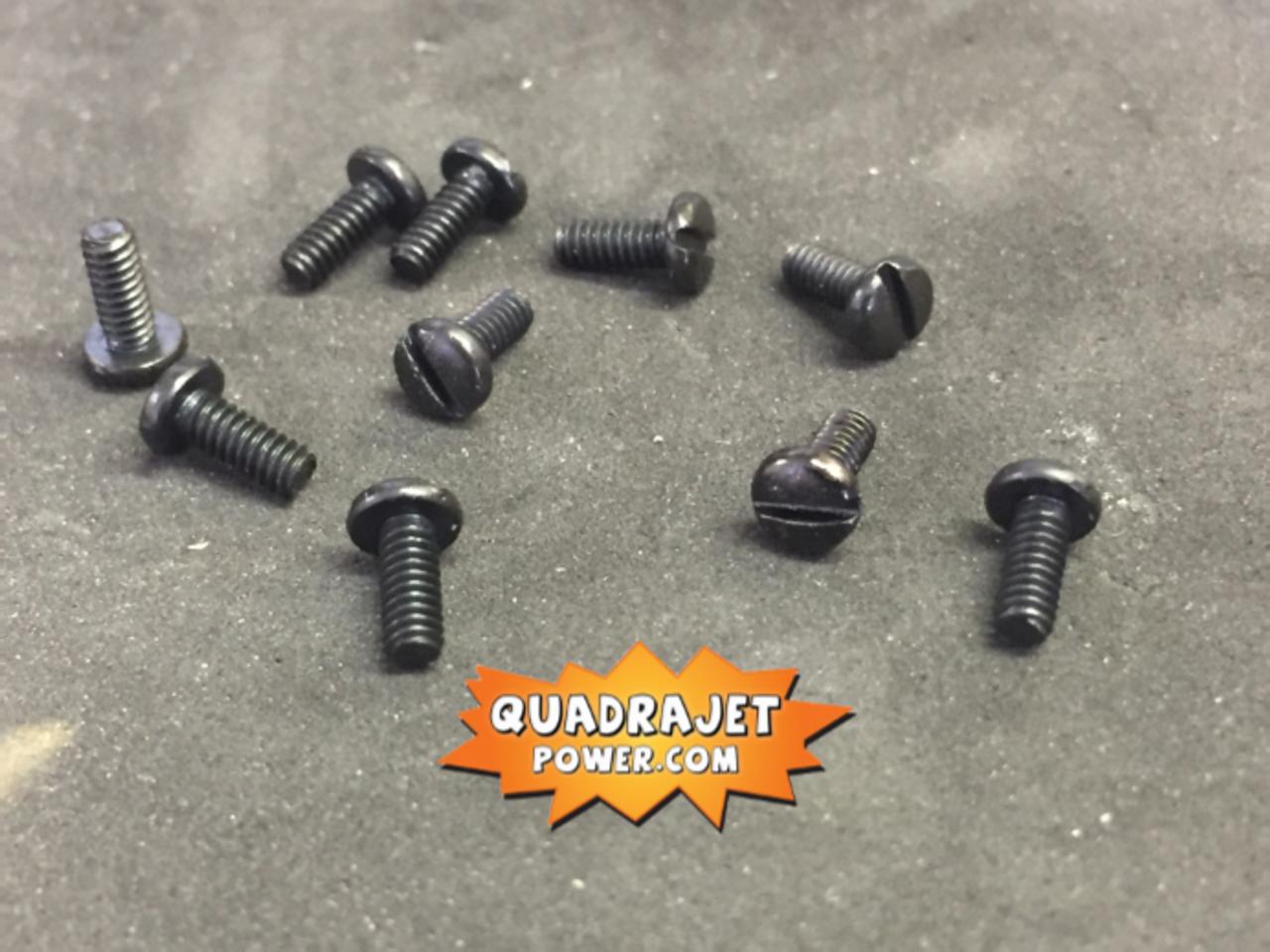 Bulk Throttle Blade screws, New