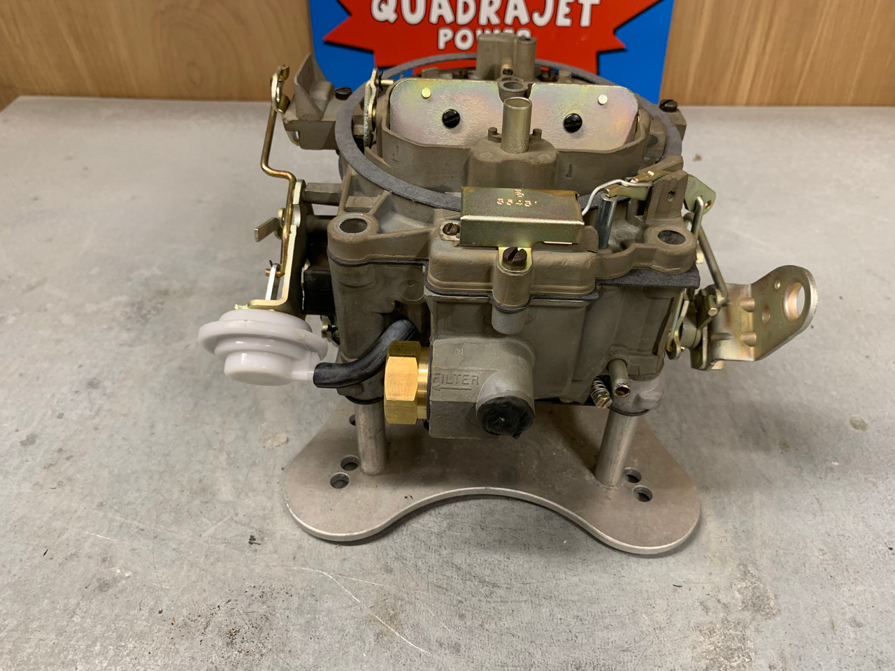Chevrolet 1967 327 350 4 speed  Quadrajet  7037203