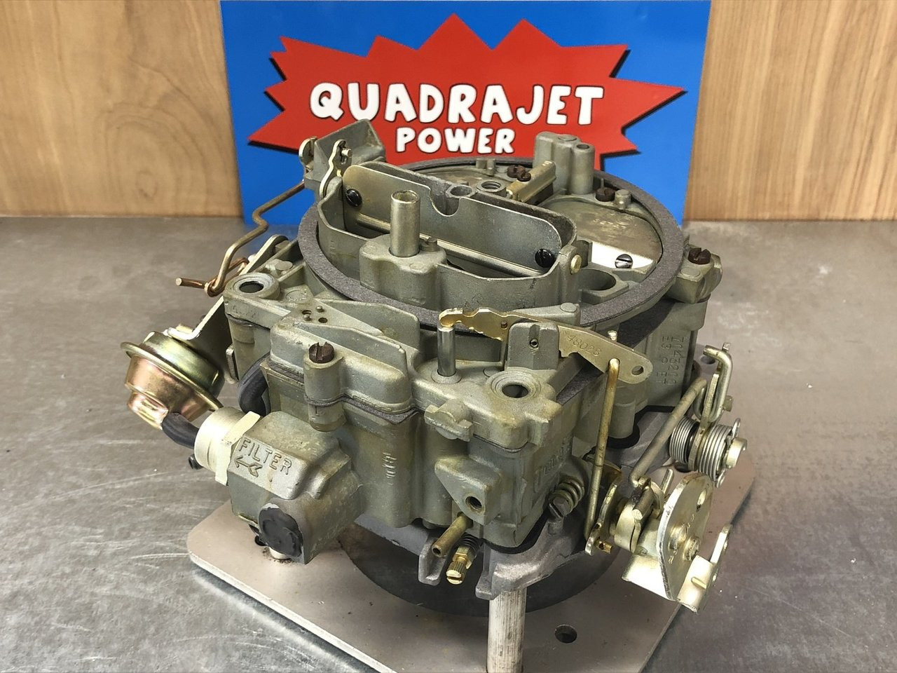 Chevrolet 1973 454  Quadrajet  7043216