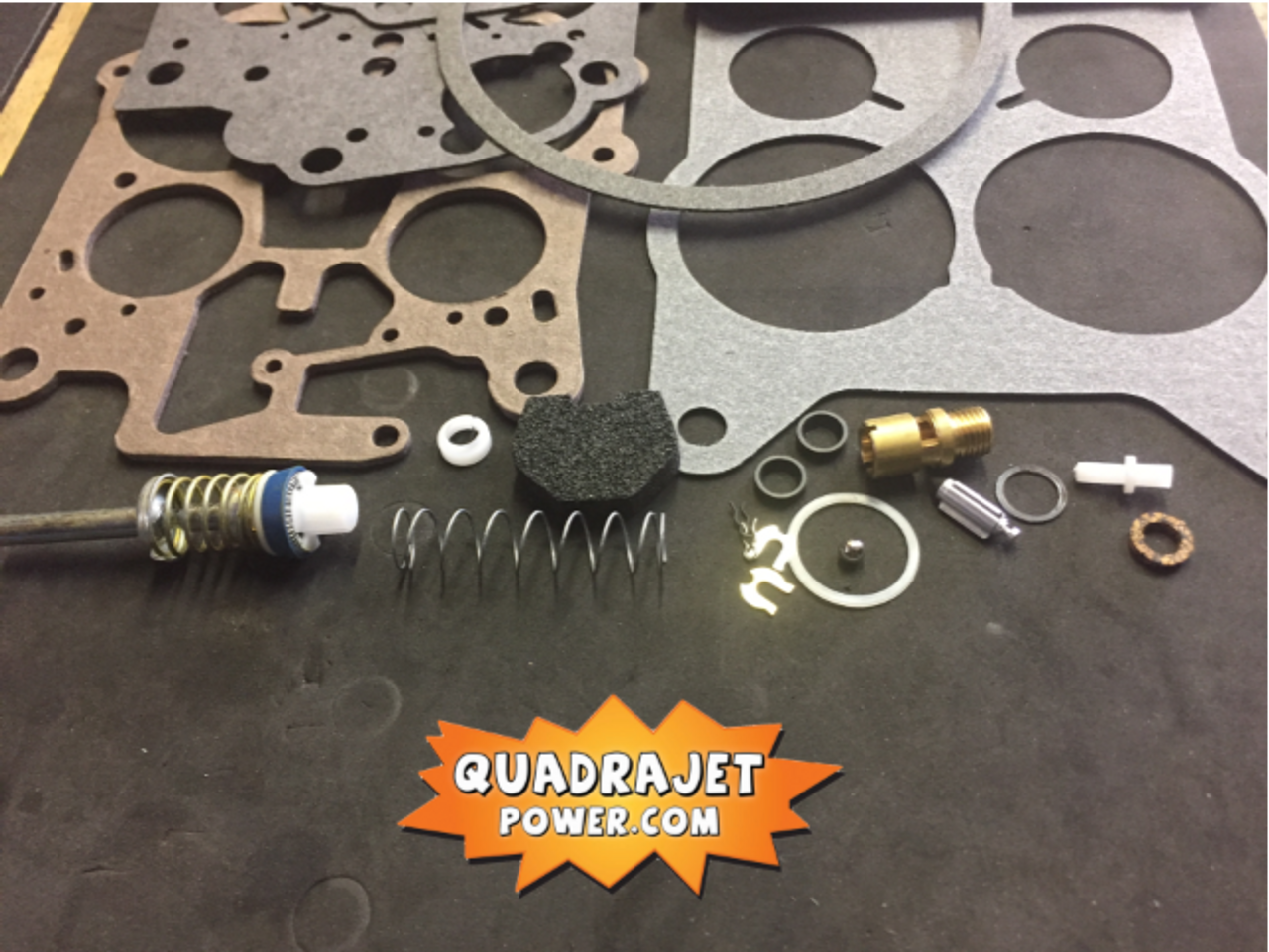 ROCHESTER QUADRAJET CARBURETOR CHOKE PULL OFF 75-UP BUICK OLDS CHEVY CADILLAC