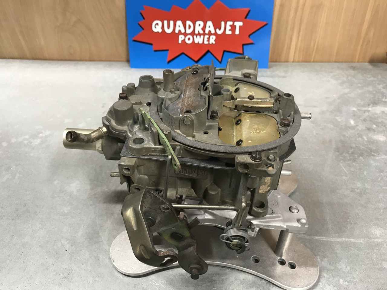 Buick 1978 800 cfm 231 Turbo Charged 17058240