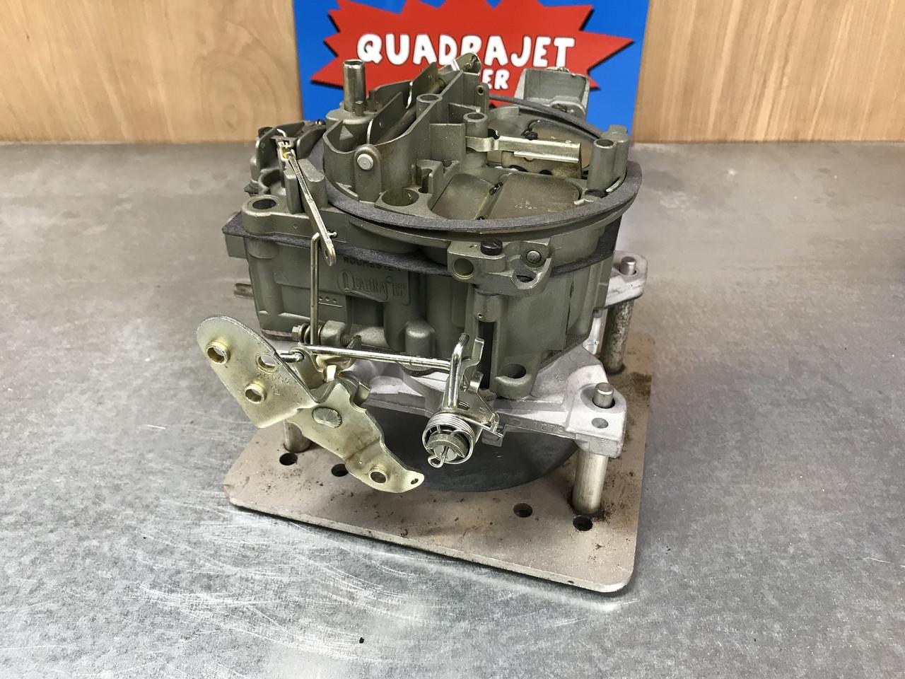 Chevrolet 1968 396 or 427 4 speed  Quadrajet  7028211