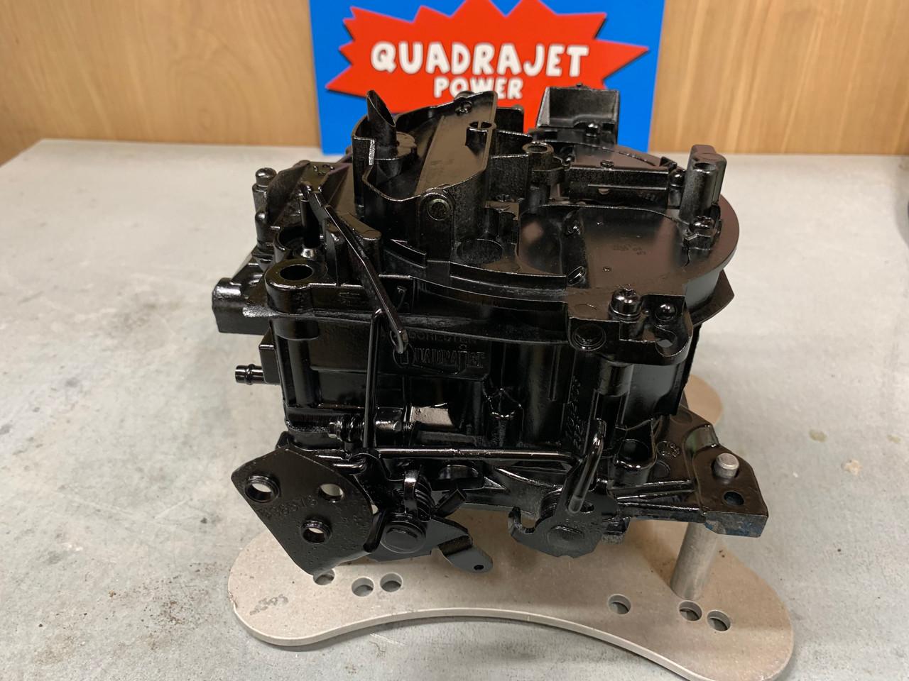 Marine Quadrajet Rebuild Service
