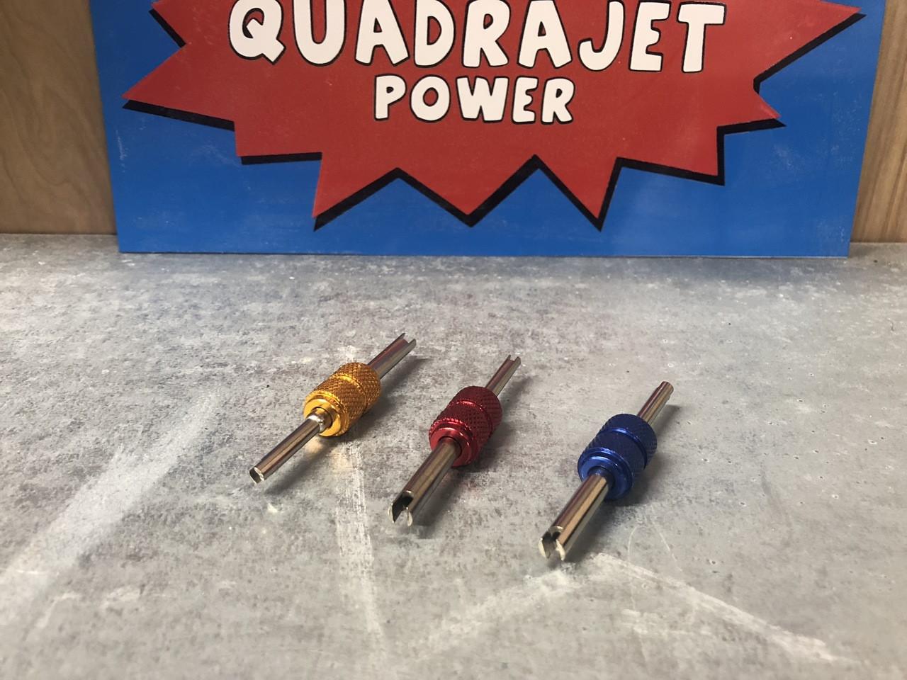 Apt Adjustment Tool 2 Sides For Both Types Screws Quadrajet Power Aircraft Float Type Carburetor Diagram