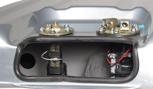1963-67 Corvette  Gas Tank For in tank pump