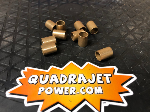 Primary shaft Bronze bushings, single bushing