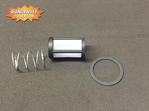Marine Fuel filter kit, Screen Filter, early inlet gasket, spring