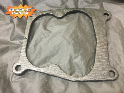 Base gasket 728, New, Quadrajet