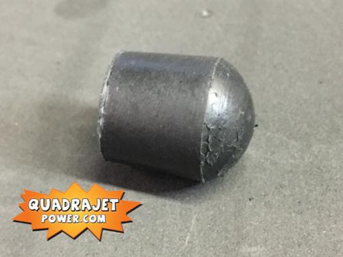 """Vacuum cap, rubber 1/2"""" id (3 pack)"""