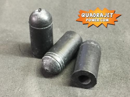 """Vacuum cap, rubber 7/32"""" id (3 pack)"""