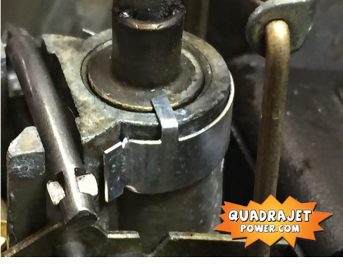 Power piston retainer clip, New