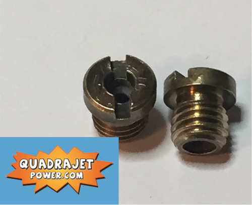 Quadrajet jets 70, New