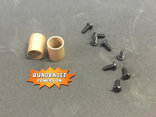 Primary shaft Bronze bushings and screws