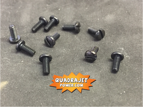 Throttle Blade screws, New