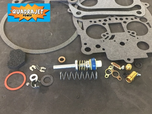 Quadrajet Rebuild Kit.  Chevrolet 1965-67, Oldsmobile 66