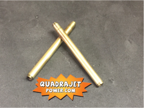 Secondary pick up tubes, pair Used