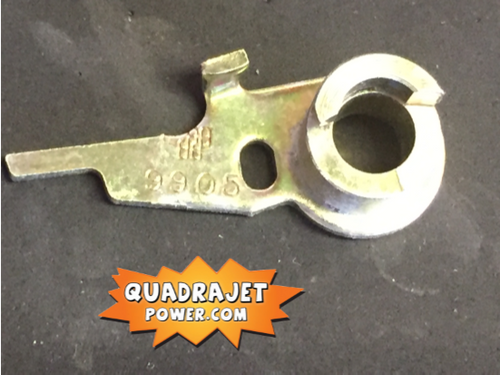 Secondary lever, Used. 9905
