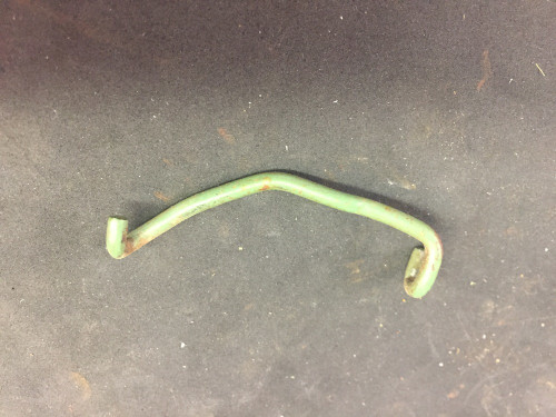 Secondary vacuum break pull off rod, used. 79 and up GM.