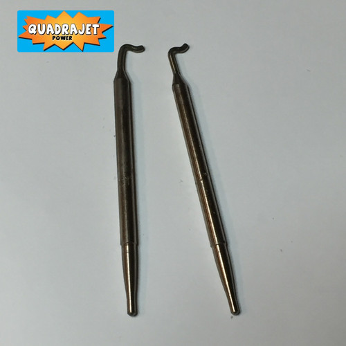 BE Secondary rods pair .0410 short length tip