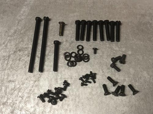 Complete Quadrajet screw kit 65-74