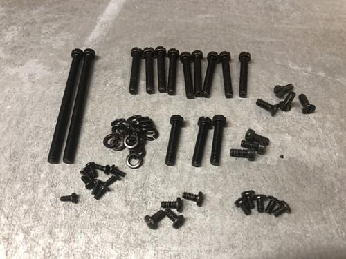 Complete Quadrajet screw kit 75-89
