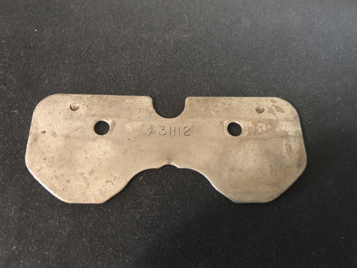 Primary Choke plate 31112