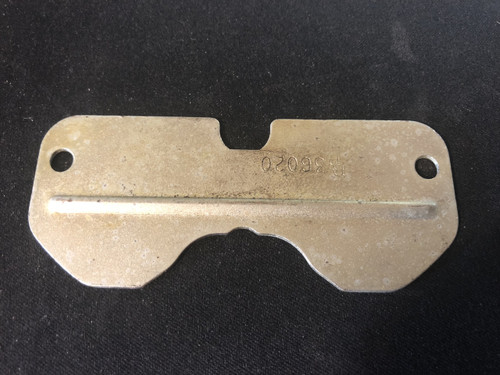 Primary Choke plate 36020