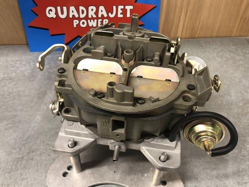 Buick 350 divorced choke Quadrajet  70-74