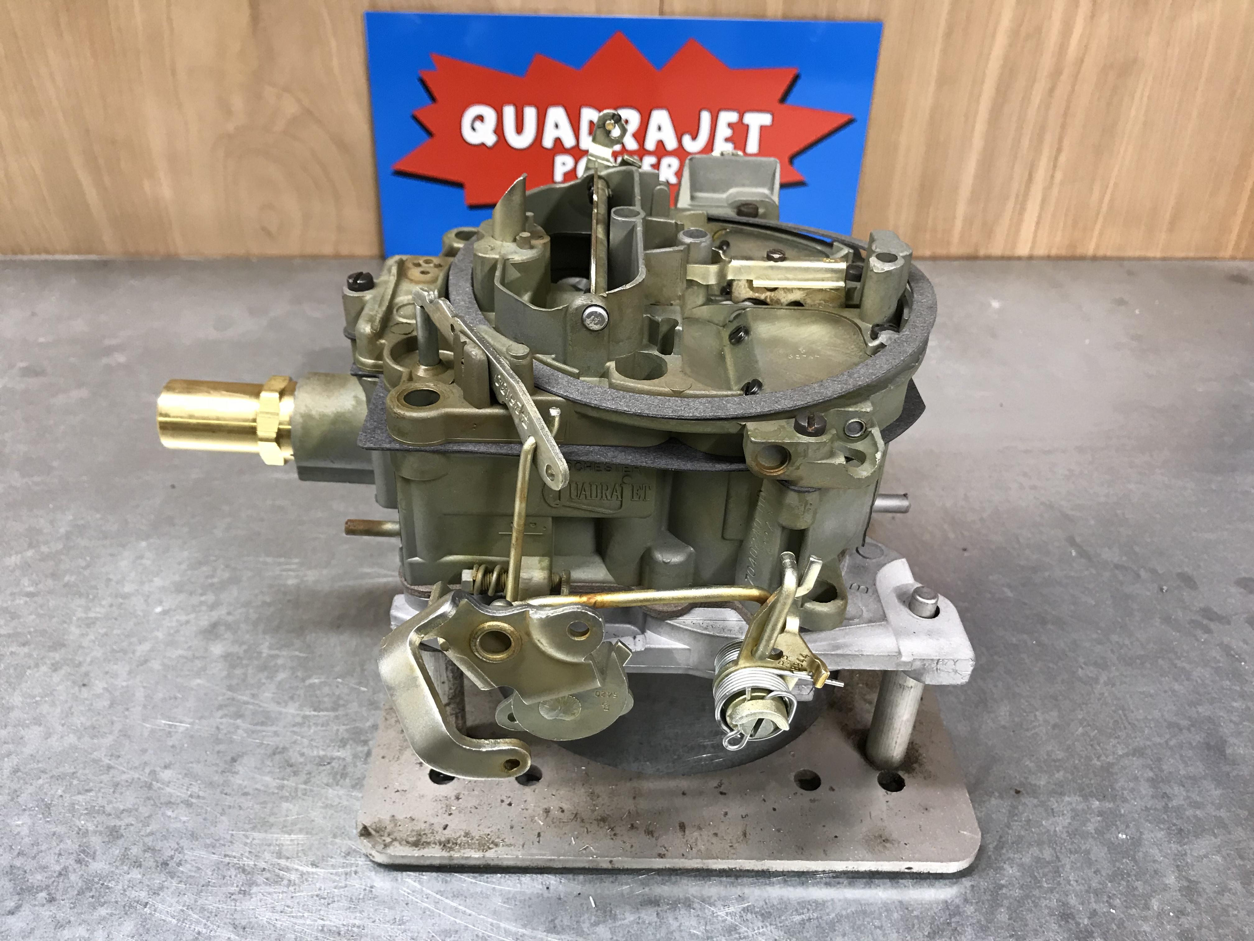 Quadrajet Power, Your One Stop Quadrajet Shop