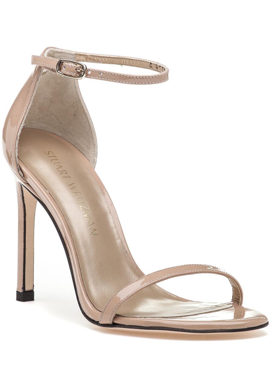 Adobe Leather Patent Nudistsong Sandal eWE29IYHD