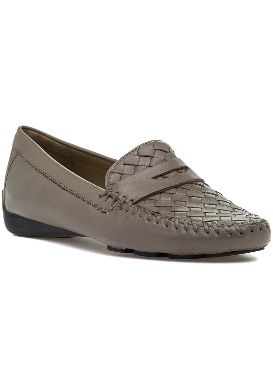a464cfd5f Petra Loafer Umber Leather - Jildor Shoes