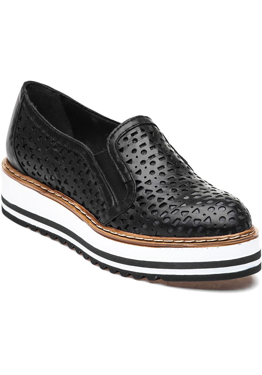 847d0039d Braxton Loafer Black Leather - Jildor Shoes